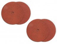 Набор точильных дисков Work Sharp Replacement Abrasive Disc Kit E2/E2PLUS, CPAC016