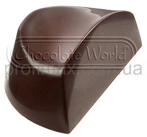 Форма для шоколада Луис Робледо Chocolate World 1758 CW (39x23x17мм)